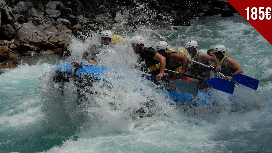 Rafting - canyoning Highlander
