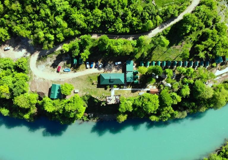 Rafting camp Highlander_1