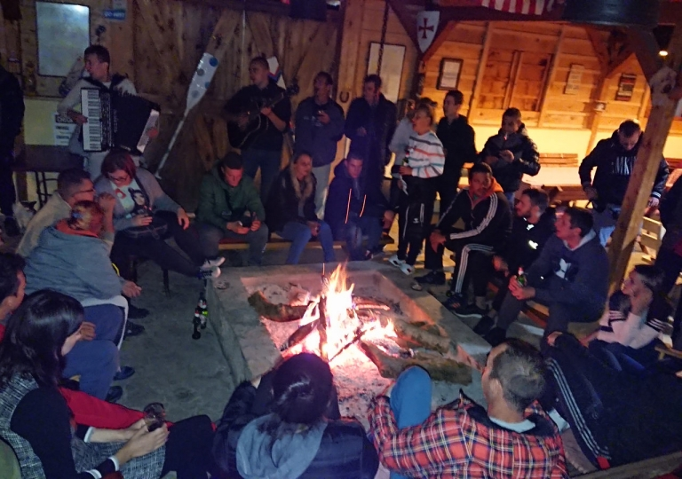 Rafting camp Highlander_56