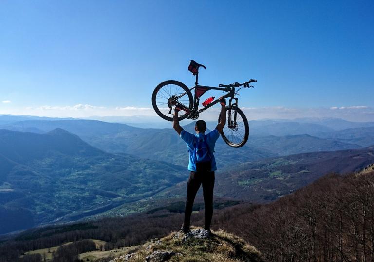 Planinski biciklizam  Highlander_rafting_13