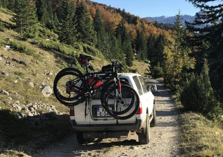 Planinski biciklizam  Highlander_rafting_4