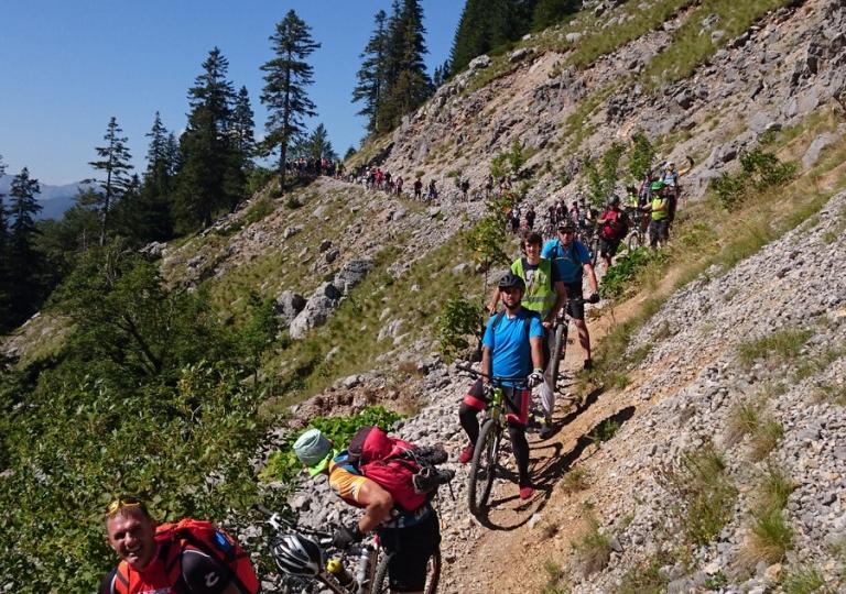 Planinski biciklizam  Highlander_rafting_5