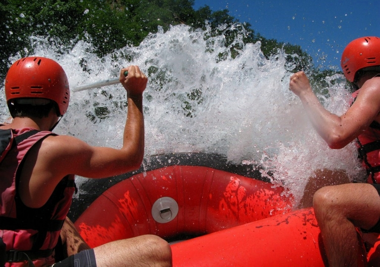 Rafting Tara  Highlander_13