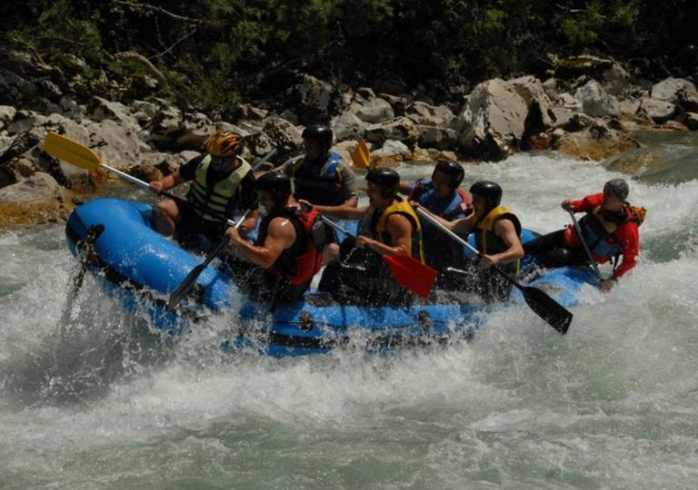 Rafting Tara  Highlander_14