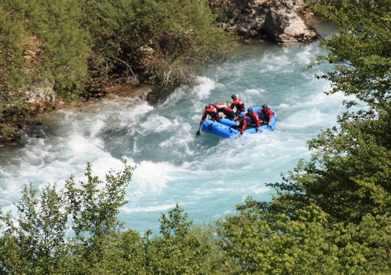 Rafting Tara  Highlander_21