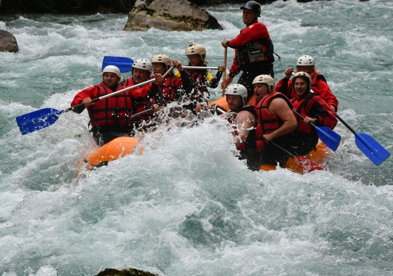 Rafting Tara  Highlander_4