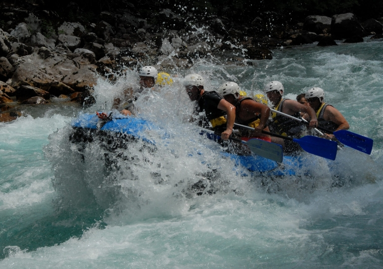 Rafting Tara  Highlander_9